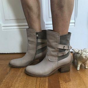 Alberto Fermani Mid Rise Boot